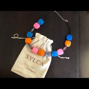 SYLCA handcrafted necklace